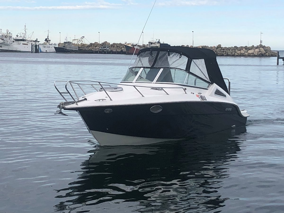 Atomix 7500 Sports Cruiser Fast, Solid, Sleek and Affordable