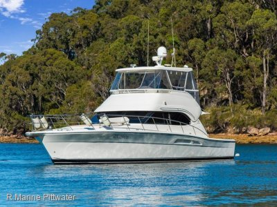"Riviera 47 Flybridge ""When only the best will do"""