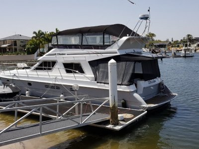 Vitech 60 Motor Yacht REFURBED AND READY TO GO