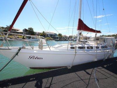 Ganley 38 Cruising Yacht
