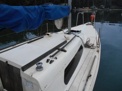 Folkboat 26 Pay off to Own No Deposit with mooring paid !