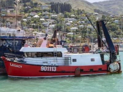 Stark Bros 16.8m Fishing Vessel