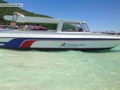 12.1m Tourism Boat