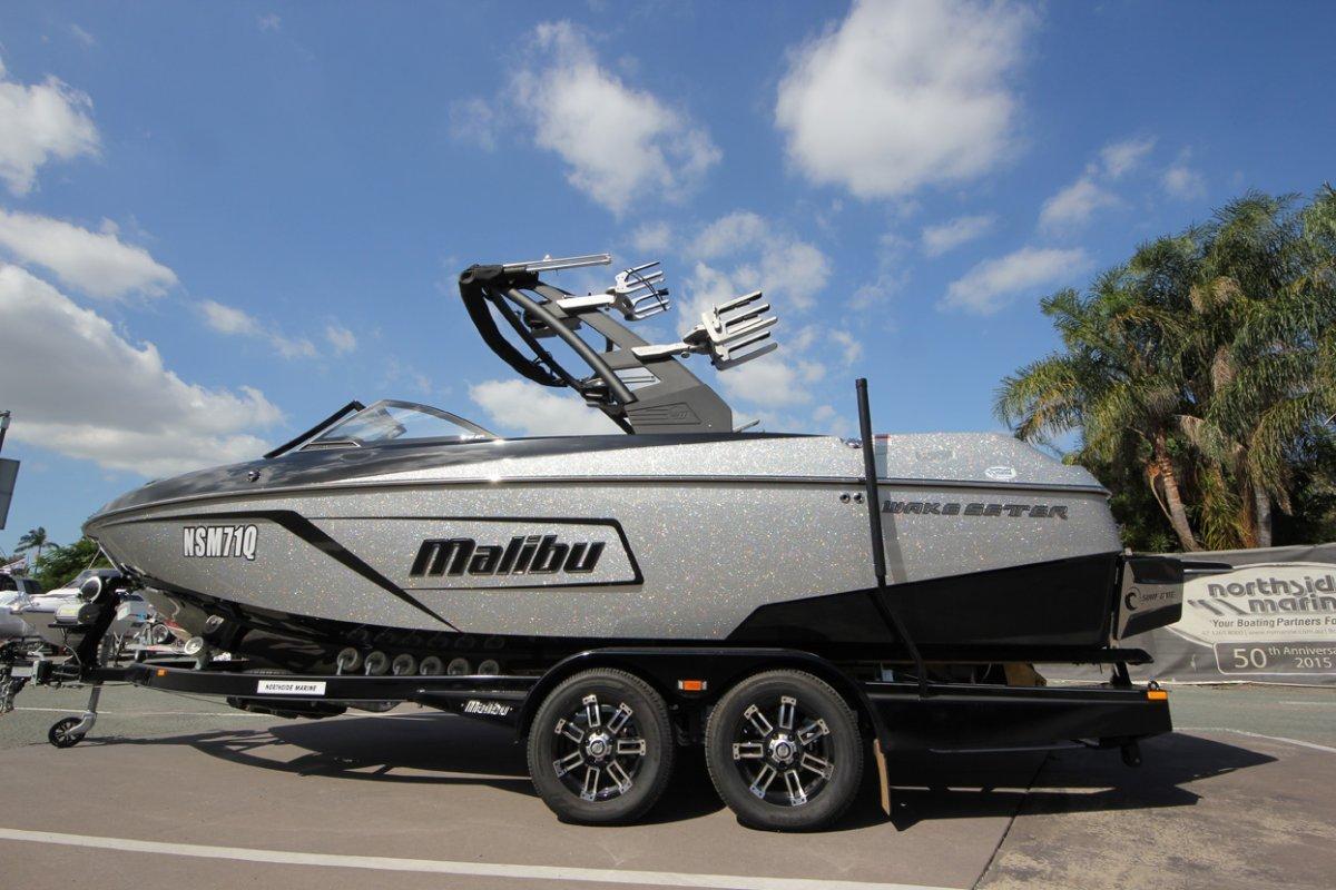 Malibu Wakesetter 22LSV + Monsoon m6di 6.2L