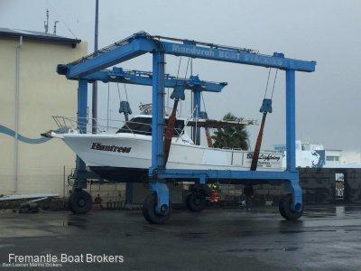 Marko Charter/Fishing Jet Boat