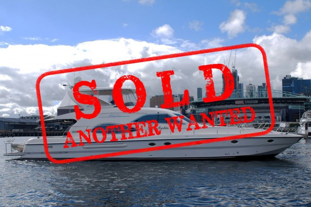 A S Marine 68 Motor Yacht - SOLD - ANOTHER WANTED