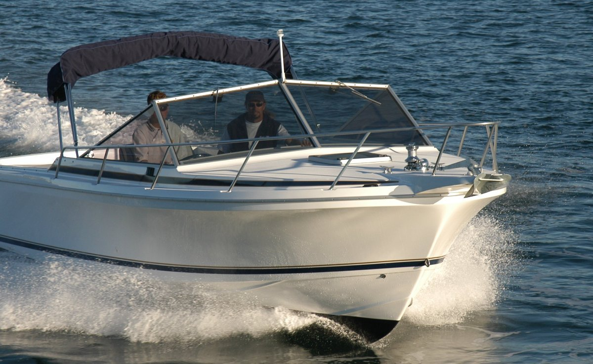 Caribbean 27 Open Runabout