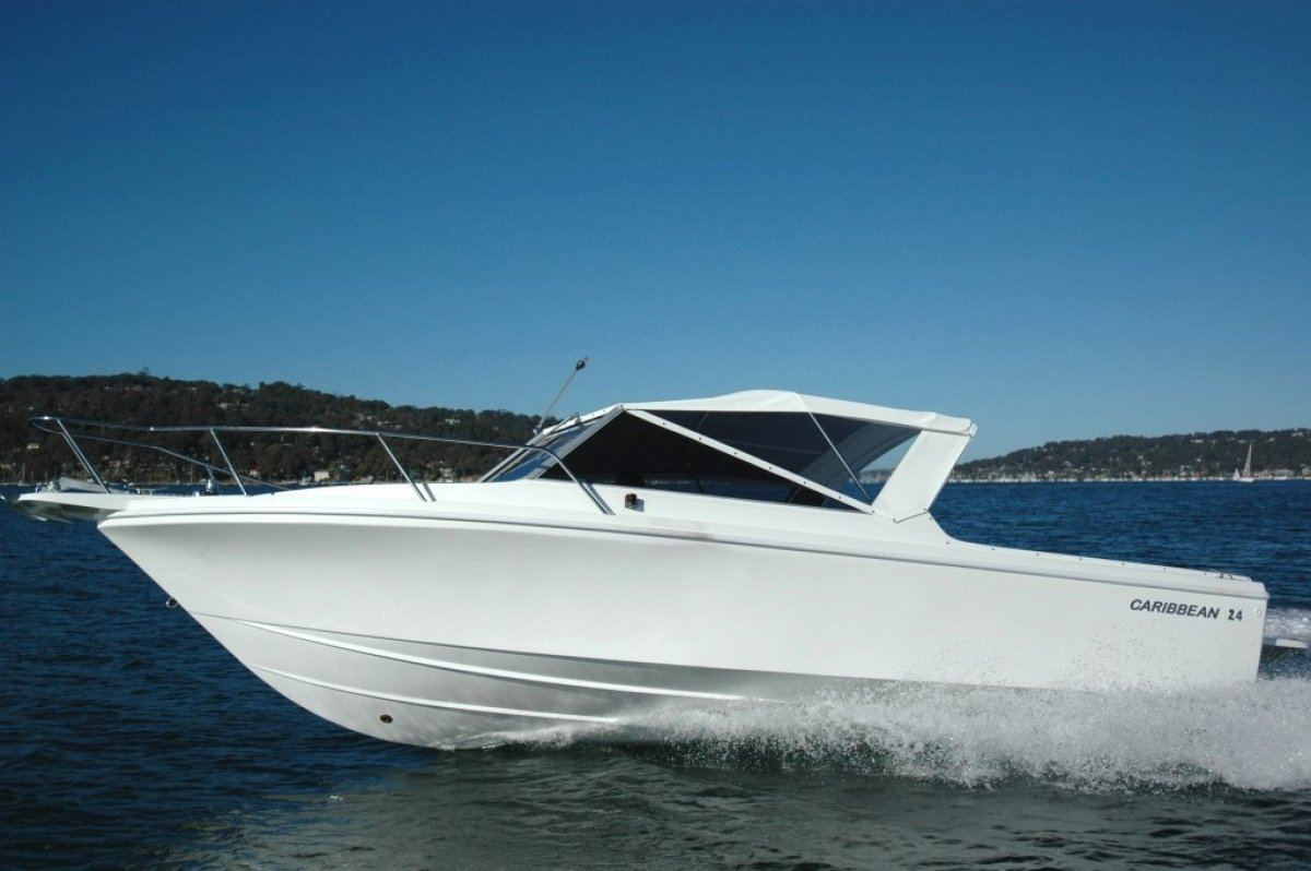 New Caribbean 24 Open Runabout