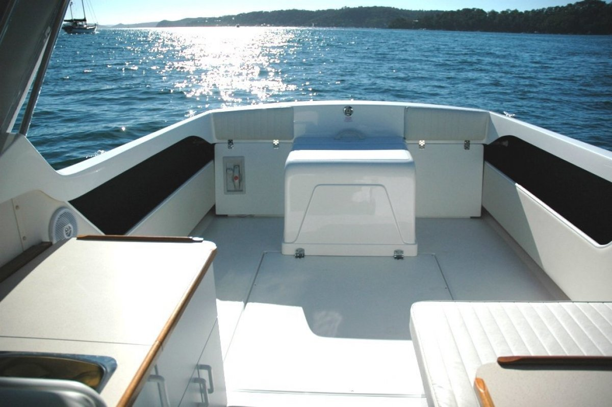 Caribbean 24 Open Runabout