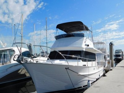 Integrity 350 Mk II Flybridge