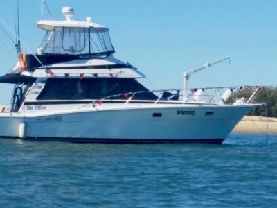 Riviera 38 Bluewater Flybridge