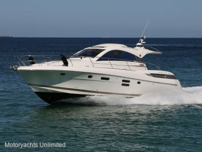 Jeanneau Prestige 50S - two luxurious cabins, tender garage