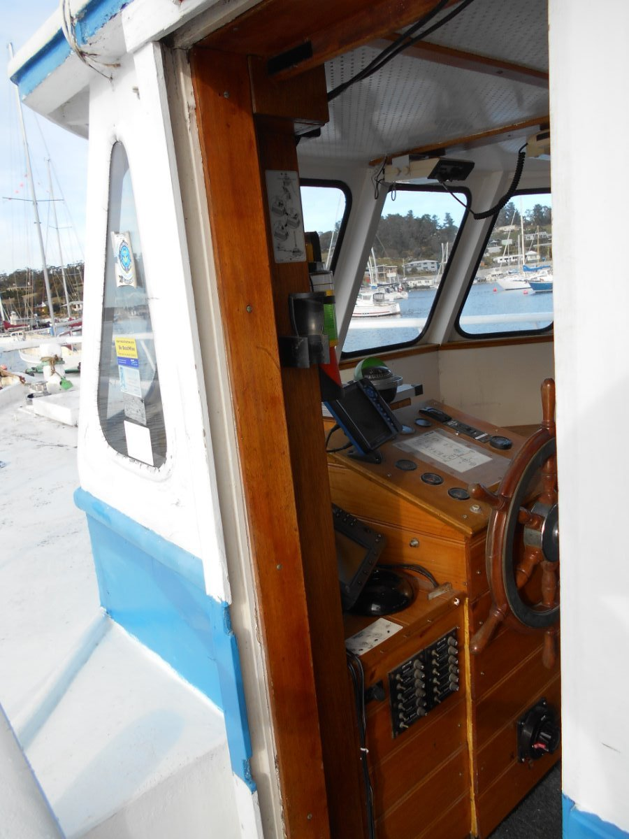 Millkraft Classic Timber Cruiser Robust Cruiser or Ideal Liveaboard