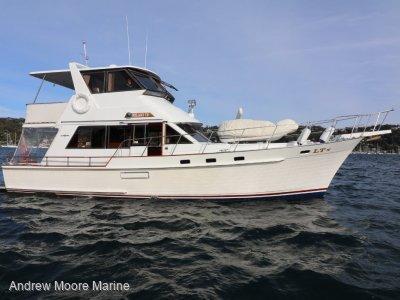 Kong Halvorsen 44 Motor Yacht