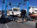 Matilda Bay 32 OB - TWIN OUTBOARDS DEMONSTRATOR FOR SALE:West to East crossing