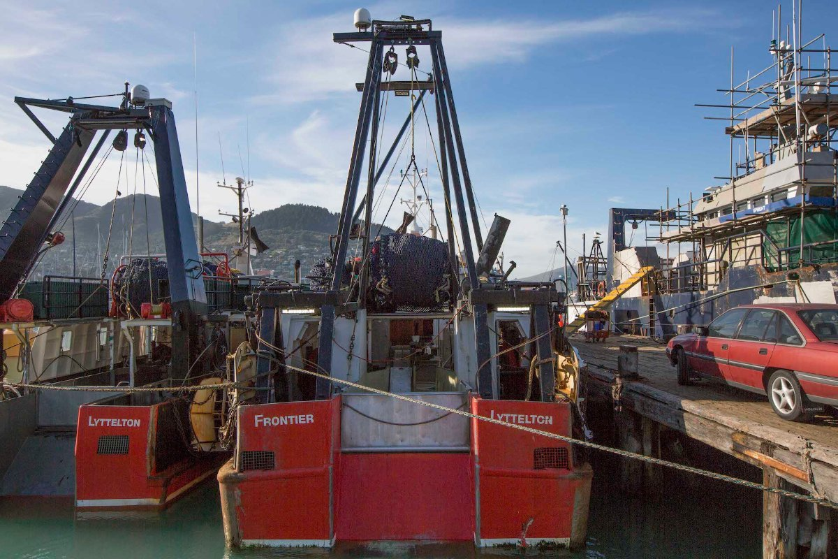 Stark Bros 19m Fishing Trawler