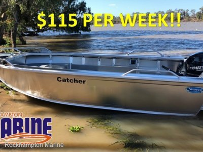 Stessco Catcher 429 LTD B, M, T PACKAGE FROM ROCKHAMPTON MARINE!!!!