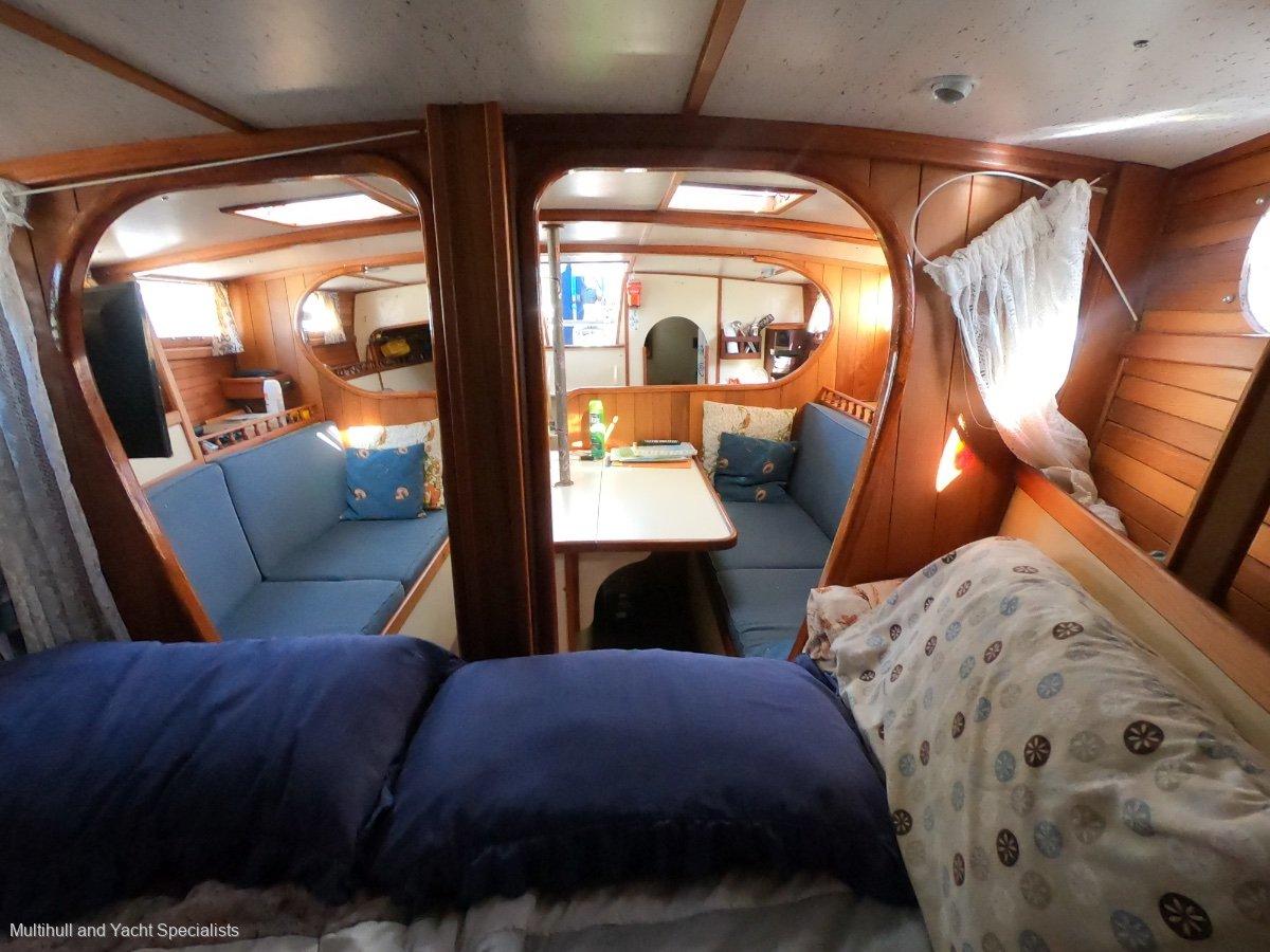Hartley Steel Yacht 30