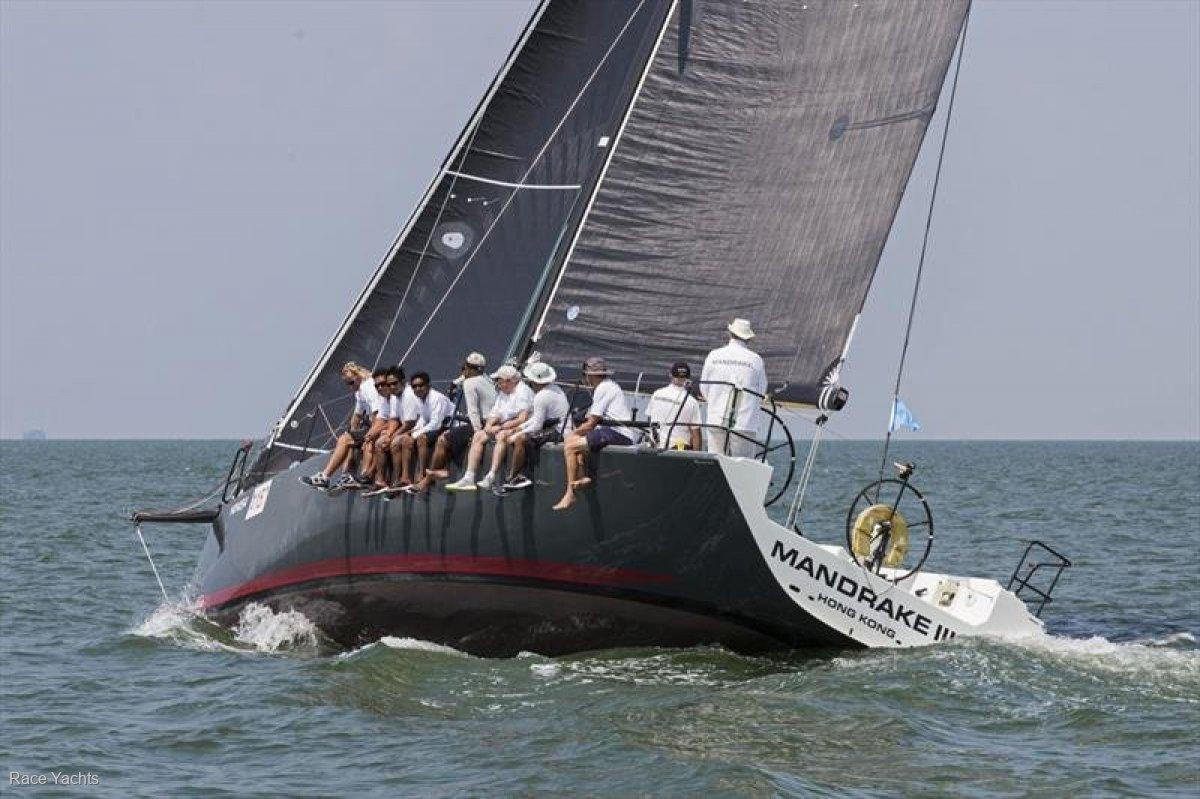 Sydney Yachts GTS43 (ker design)