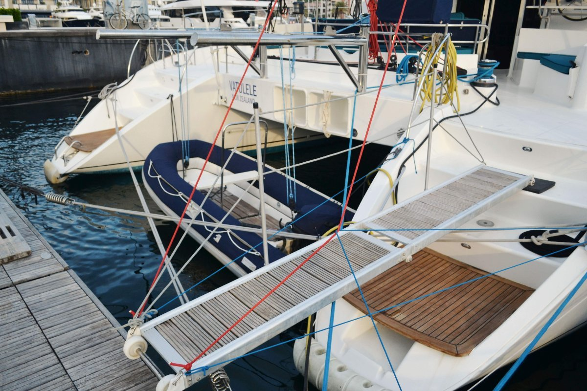 Fountaine Pajot Eleuthera 60 - Berthed in the Med, Owners version - NZ Flagged!