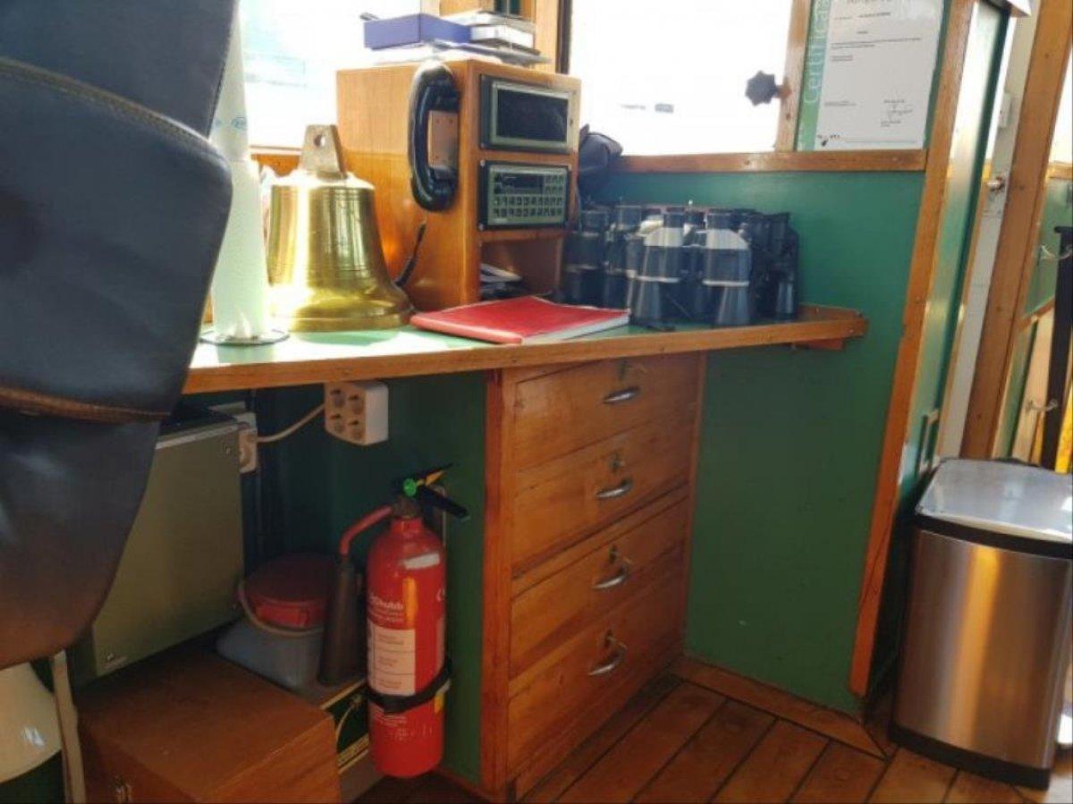 27.3m Live Aboard Vessel
