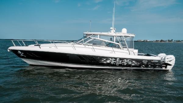 Intrepid 475 Sport Yacht REPOWERED