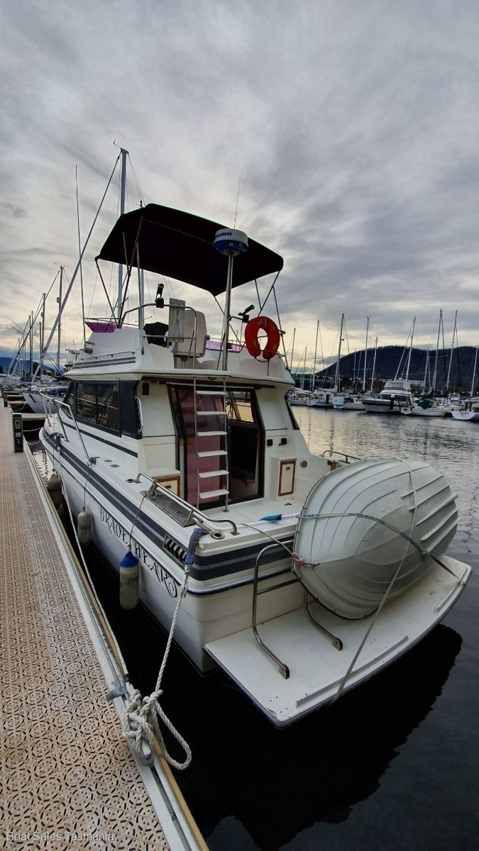 "Markline 900 Flybridge ""Brave Heart"""