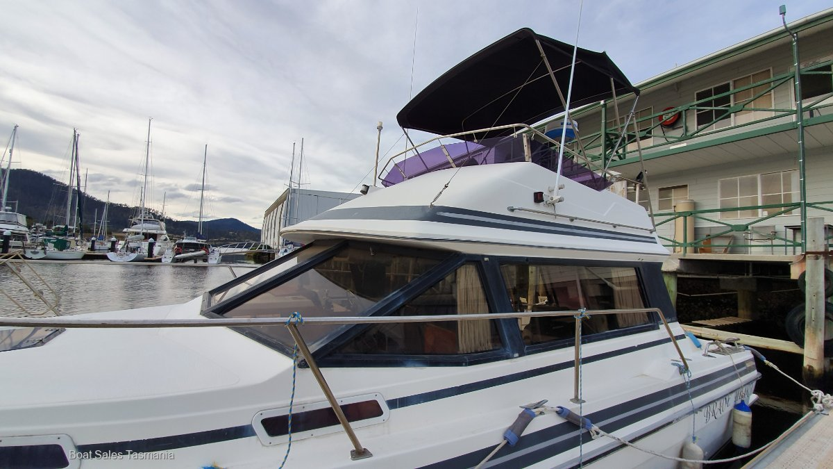 Markline 900 Flybridge – HUGE PRICE REDUCTION