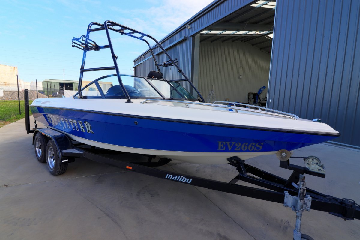 Malibu Wakesetter Price Drop for immediate delivery