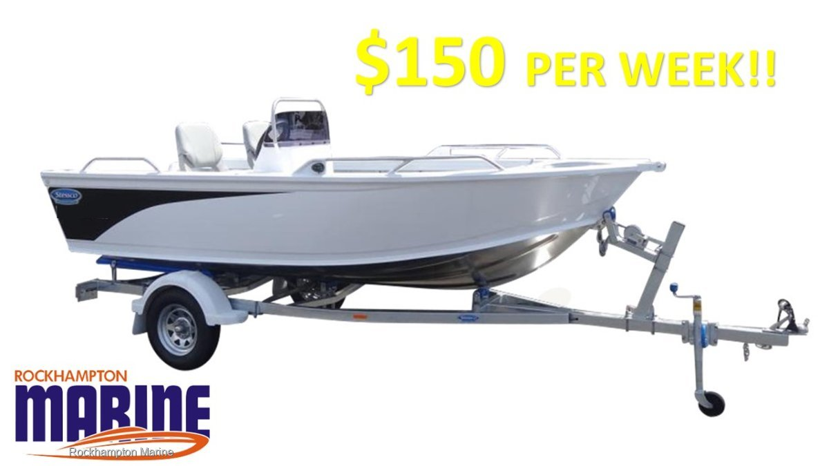 Stessco Fisherman 429 B, M, T PACKAGE FROM ROCKHAMPTON MARINE!!!!