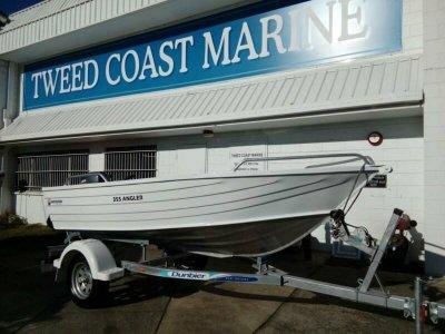 Horizon Aluminium Boats 355 Angler