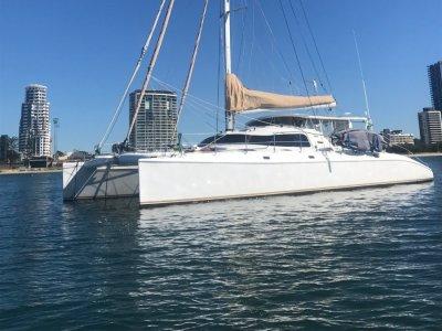 Ocean Catamarans 48.8 Blue Water Cruising Catamaran