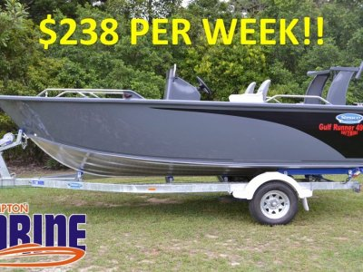 Stessco Gulf Runner 490 B, M, T PACKAGE FROM ROCKHAMPTON MARINE!!!!