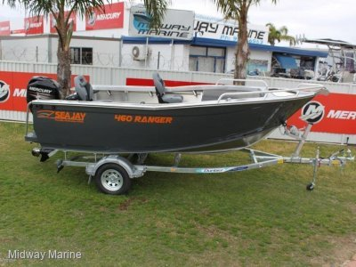 Sea Jay 4.60 Ranger