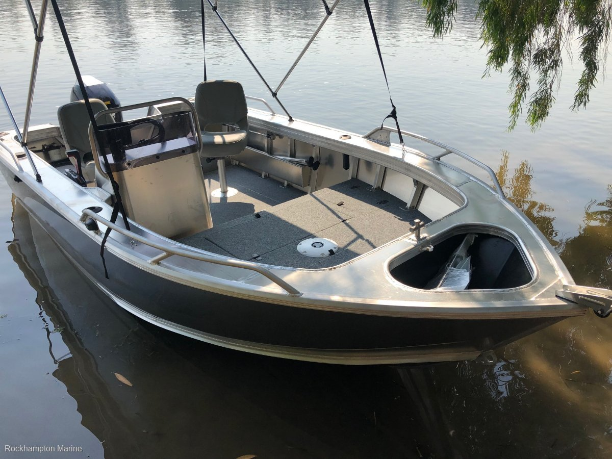 Stessco Renegade 440 UNPAINTED B, M, T PACKAGE FROM ROCKHAMPTON MARINE!!!
