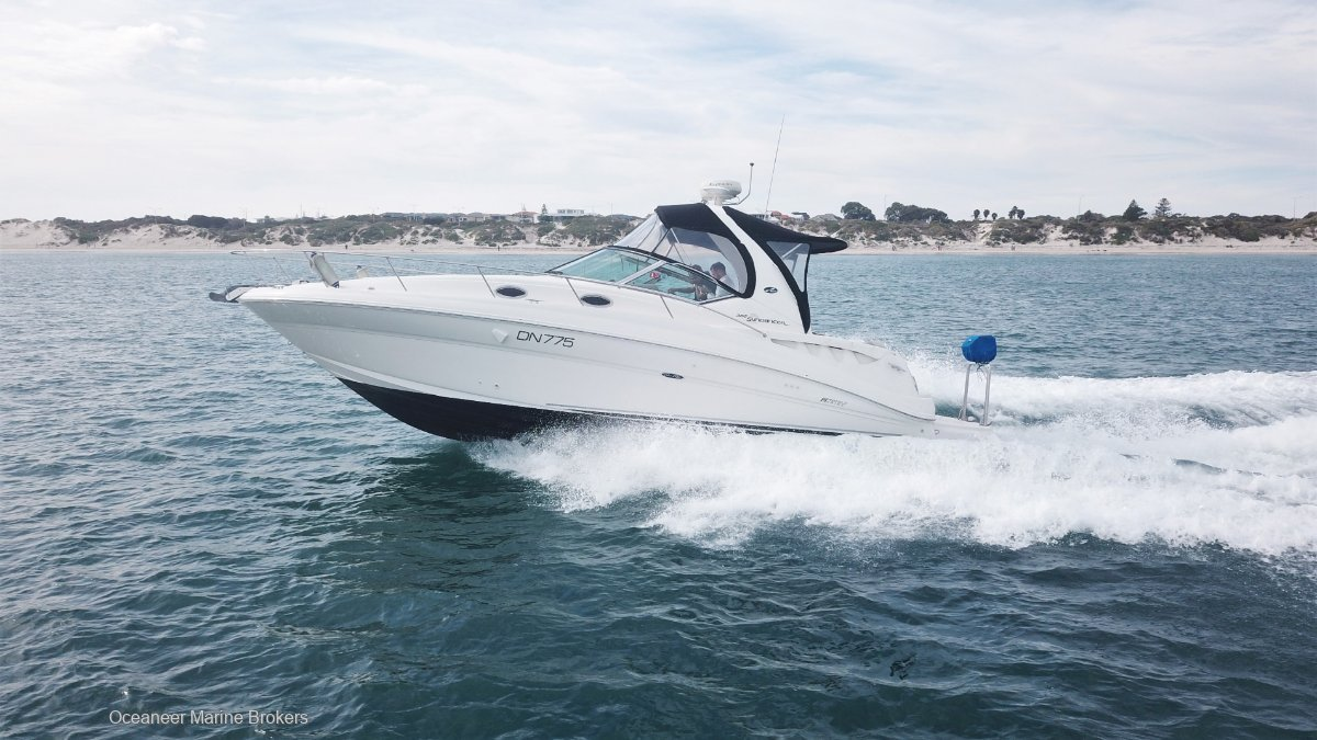 Sea Ray 355 Sundancer *ALL OFFERS ENTERTAINED*