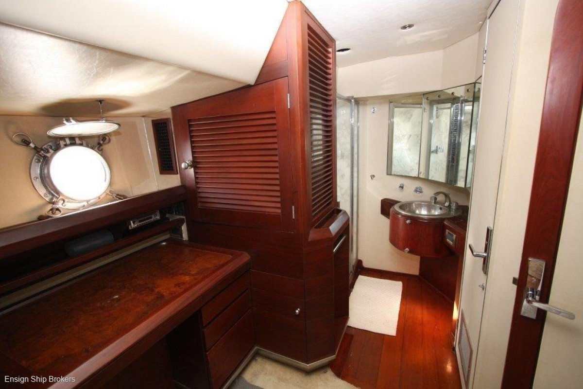 Sparkman & Stephens 97 Pilothouse
