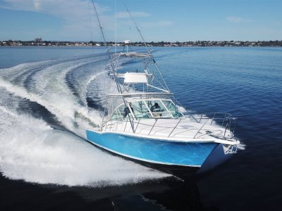 Cabo 32 Express Sports Fisher