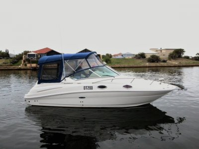 Sea Ray 245 Sundancer *** UNDER OFFER WITHIN 2 WEEKS ***