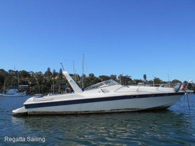 Fastlane 34 Boat