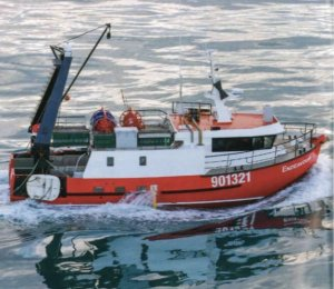 Stark Bros - 17m Fishing Trawler