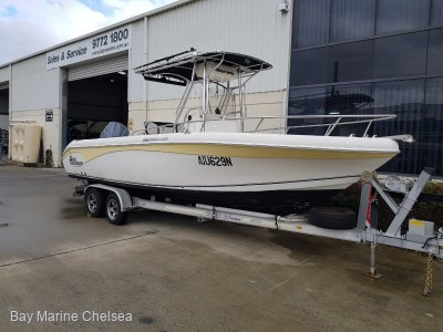 Sea Chaser 24 WA Offshore Series CENTRE CONSOLE