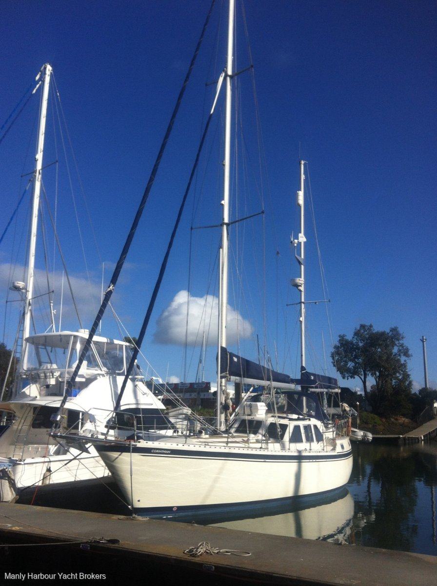 Used Nauticat 43ft Pilothouse Ketch for Sale | Yachts For Sale