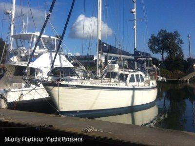 Nauticat 43ft Pilothouse Ketch- Click for more info...
