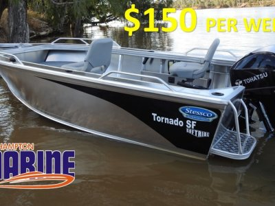 Stessco Tornado SF440 B, M, T PACKAGE FROM ROCKHAMPTON MARINE!!!!