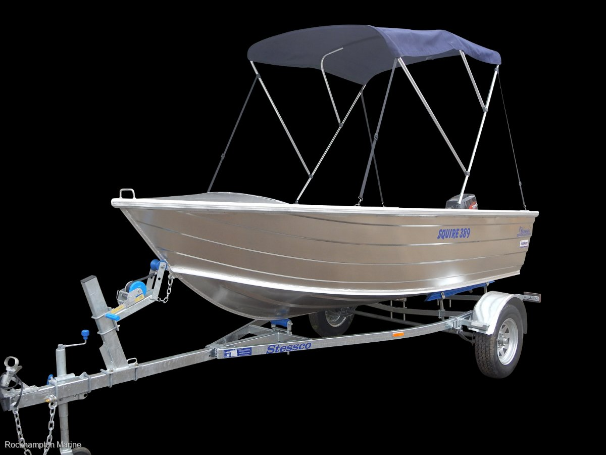 Stessco Squire 389 B, M, T PACKAGE FROM ROCKHAMPTON MARINE!!!!