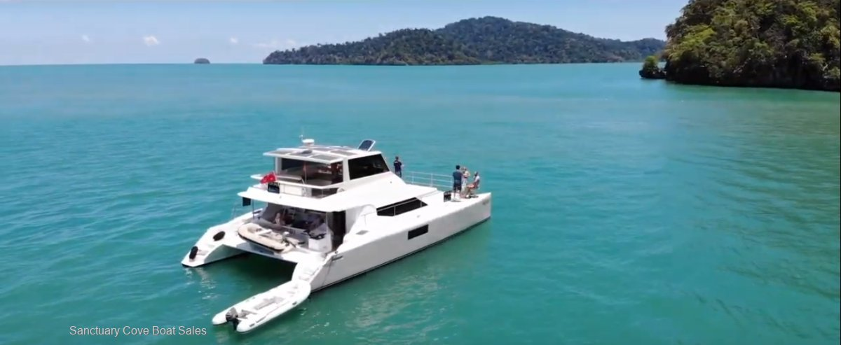 Schionning 49 Power Catamaran