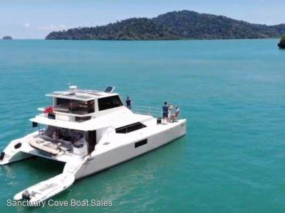 Schionning 49 Power Catamaran