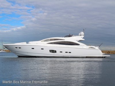 Sunseeker Predator 84 Launched 2010