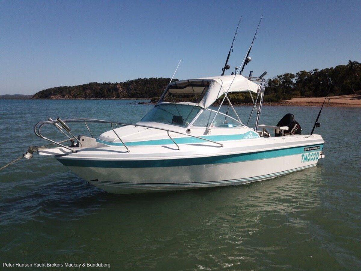 Seafarer Victory 5.9 Sport Fisherman
